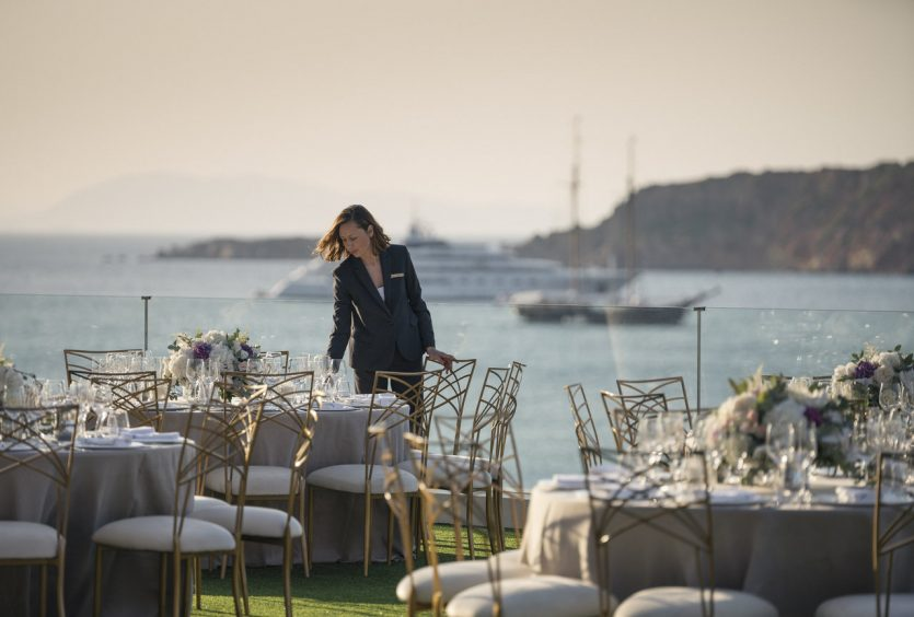 Four Seasons Athens wedding venue