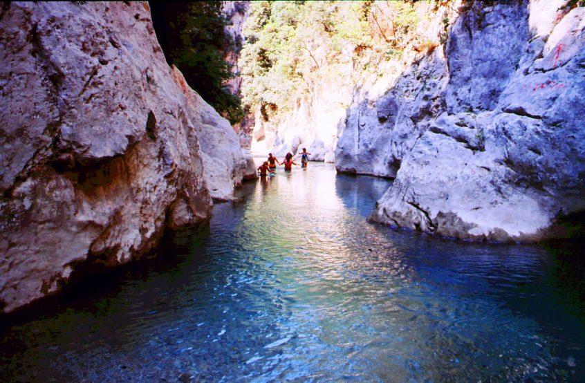 Acheron River Parga