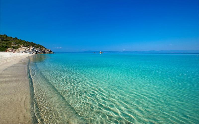 Seaside of Halkidiki