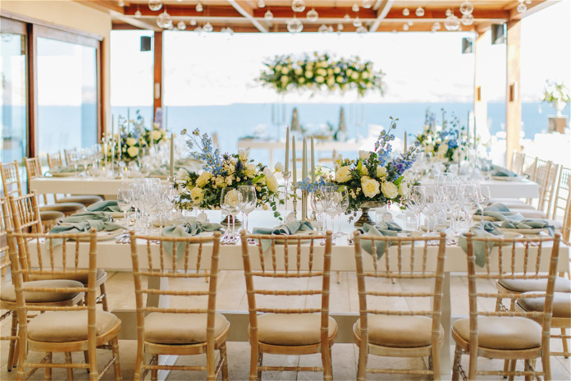 Wedding venues in Athenian Riviera- Island Art and Taste